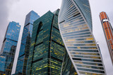 Moscow, Russia - November, 10, 2018: Skyscrapers of Moscow city - 233172072