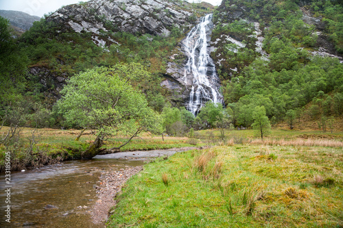 Foto Murales Waterfall