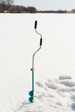 auger for ice - 233188267