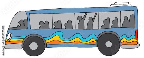 City Bus Public Transportation - 233275813