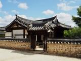 한국의 전통집 한옥  - 233304047