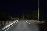 真夜中の高速道路 - 233311490