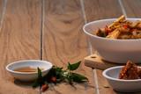Thai Food Red Curry Pork