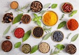 Spices and herbs. - 233339438