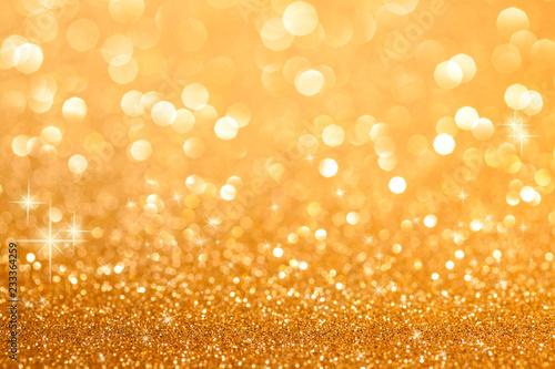 Tło złoty brokat