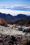Sensor climático en la cima del Teide - 233384882