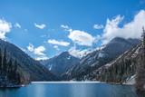 Mountains, Kolsay lake, Kazakhstan