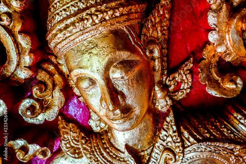 garuda w Tajlandii, zdjęcie cyfrowe zdjęcie jako tło
