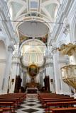 interior of the church of St. John the Evangelist Modica Ital - 233427014