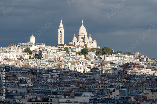 Sacré-Cœur de Montmartre, Paris, Frankreich