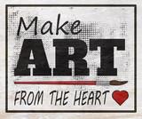 make art design on wood grain texture - 233488072
