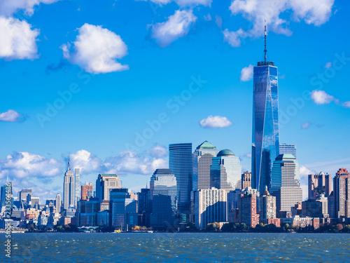 Foto Murales ニューヨーク マンハッタンの摩天楼