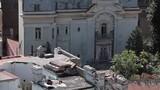 Dilapidated Buildings - 233573613