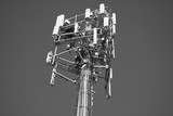 Cell Tower - Telecommunications and Broadcast Technologies - 233661047