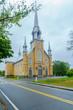 Church in Kamouraska, Quebec