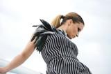 mujer moda © Medir