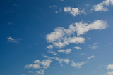 Beautiful Blue sky background