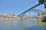 Porto with the Dom Luiz bridge, Portugal © whitelook