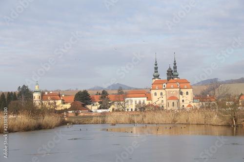 Basilica Velhrad, Czech republic, Europe
