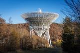 Fototapeta Space - Radioteleskop Effelsberg © Markus