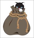 cat in a poke