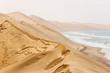 canvas print picture - Sandwich Harbour, Namibia