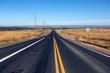 Colorado road to Boulder city