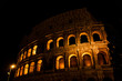 Coliseum At Night Series