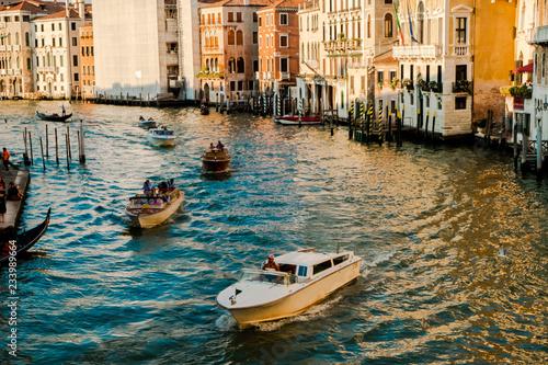 fototapeta na ścianę Venice Canal Series