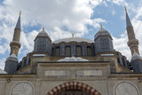 Outside view of Built by architect Mimar Sinan between 1569 and 1575 Selimiye Mosque  in city of Edirne,  East Thrace, Turkey - 233990424