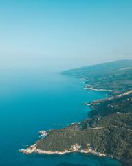view of an island of greece © Dimitris Siafarikas