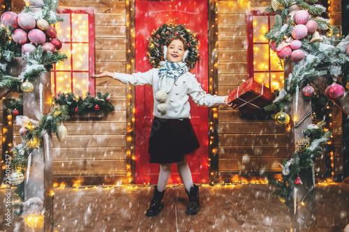 Leinwandbild Motiv happy miracle time