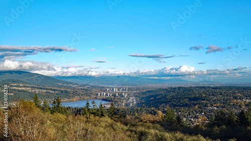 Fraser Valley And Port Moody At Burrard Inlet - 234016234