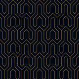 art deco geometric seamless pattern illustration pattern wallpaper