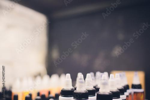 Flavor for electronic cigarette bottle liquid vape.