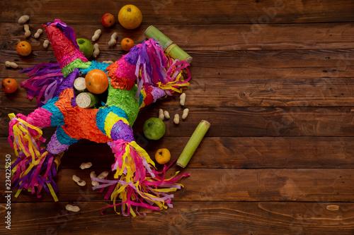 Piñata on table | Buy Photos | AP Images | DetailView