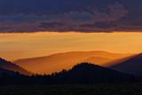 Coucher de soleil sur les Vosges - 234313417