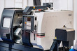 Leinwandbild Motiv CNC Machine