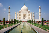 Beautiful and Majestic Taj Mahal