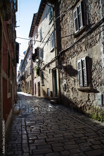 canvas print picture Rovinj, Istrien, Kroatien