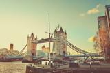 tower bridge in london © Iliya Mitskavets