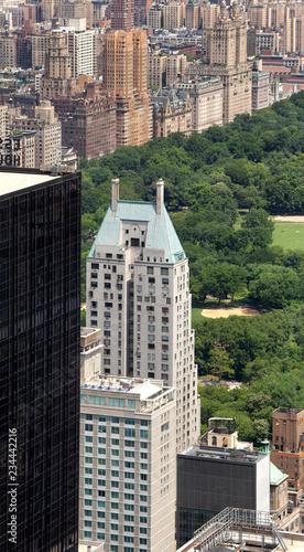 Foto Murales View of Manhattan skyline