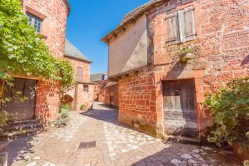 Collonges-la-Rouge © Unclesam