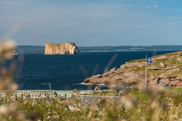 view of the coast in Quebec © Chopard Photography