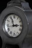 Antique clock dial
