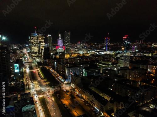 City panorama in the night - 234530671