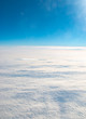 sky view from airplane - 234606232