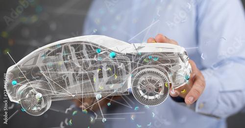 samochód technologiczny