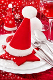 Weihnachten Essen Dekoration