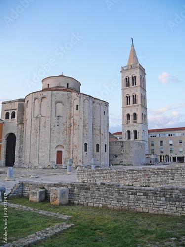 Centrum Zadaru stare miasto